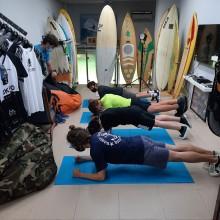 Escuela de Surf Essus en Zarautz