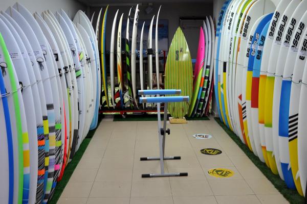 Tablas surf Essus Zarautz