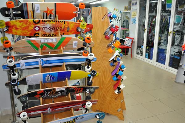 Skates y longboard skates