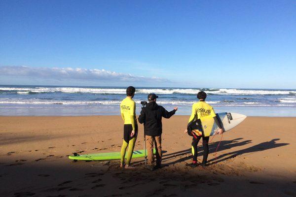 Perfeccionamiento surf