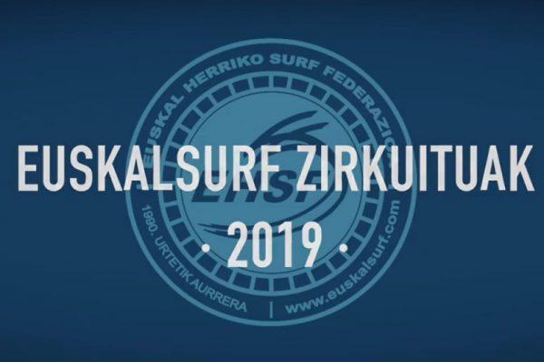 Campeonatos Circuito Vasco de Surf 2019, Essus Surf Eskola Zarautz