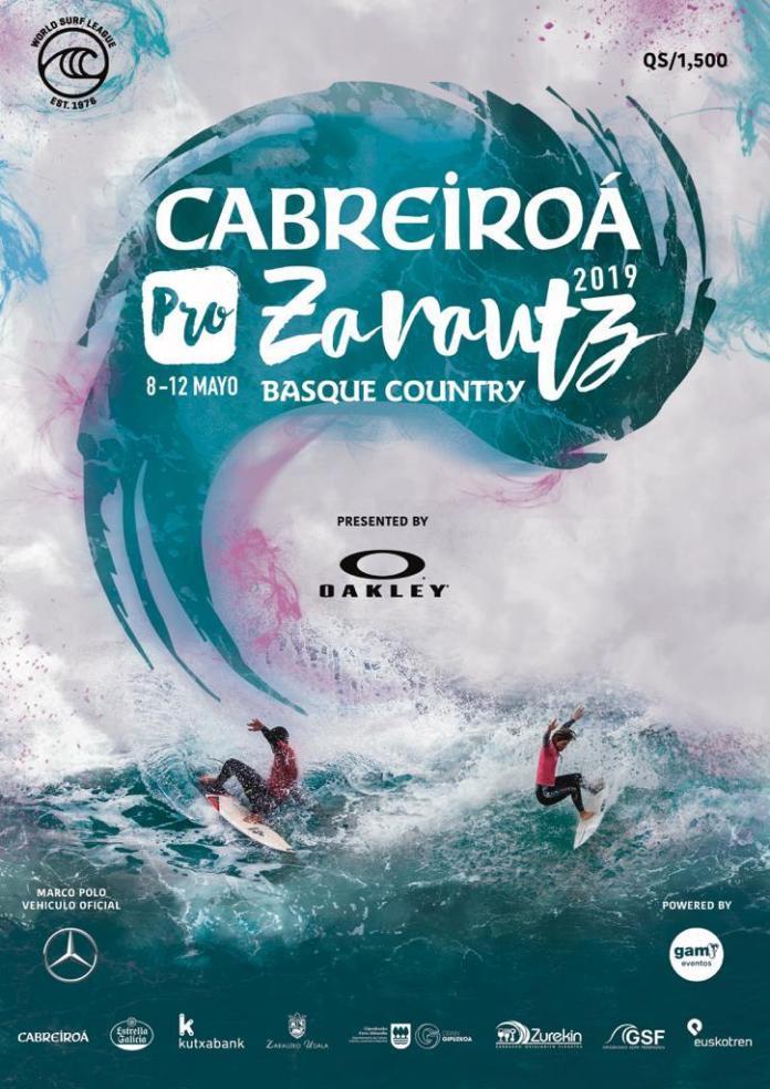 Campeonato Surf Zarautz 2019 - Cabreiroa, Essus Surf Eskola