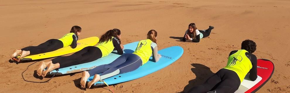 Tarifas cursos de surf verano 2019 - Essus Surf Eskola
