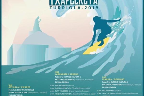 Gipuzkoako Surf Txapelketa Zurriola 2019, Essus Surf Eskola
