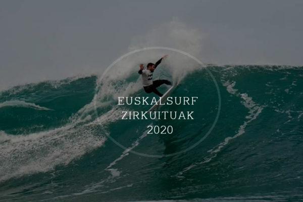 euskalsurf zirkuituak 2020 - Essus Surf Eskola Zarautz